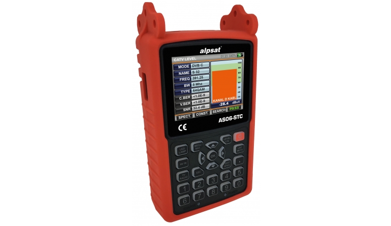 Sat-Anlagen Alpsat AS06-STC im Test, Bild 1