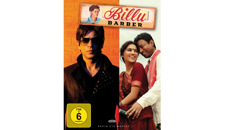 DVD Film Al!ve Billu Barber (Special Edition) im Test, Bild 1