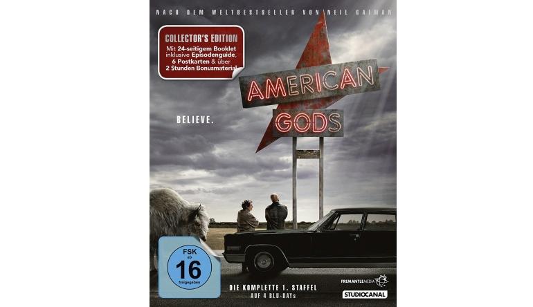 Blu-ray Film American Gods S1 (Studiocanal) im Test, Bild 1
