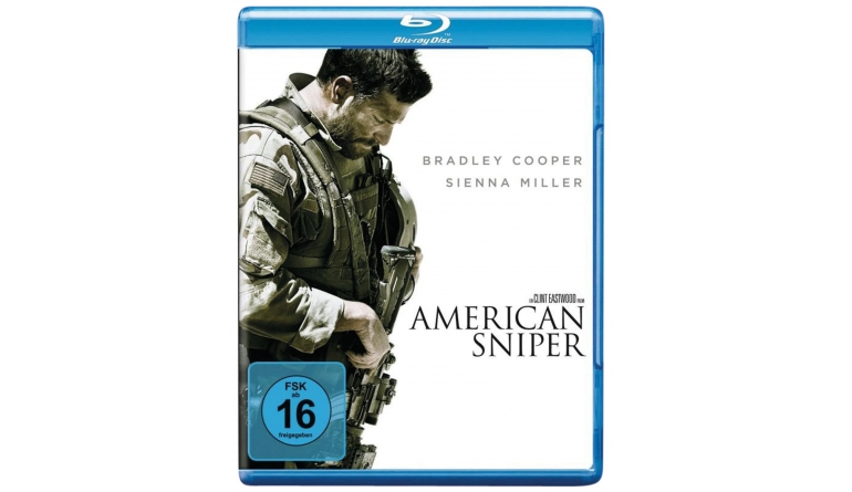 Blu-ray Film American Sniper (Warner Bros) im Test, Bild 1