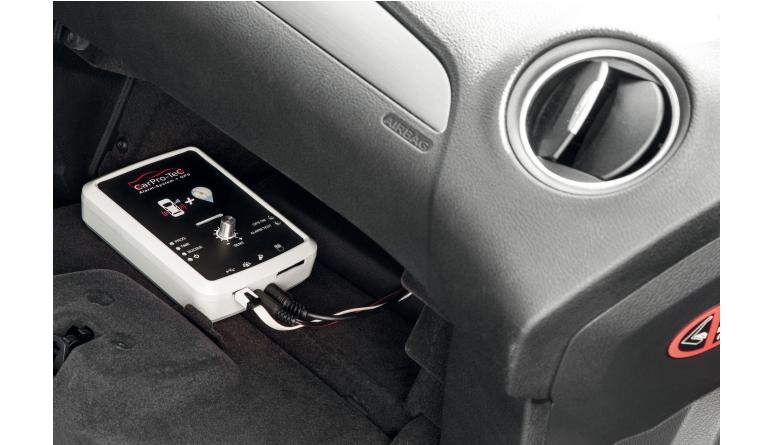 Car-Hifi sonstiges AMG Fahrzeug-Alarmanlage CarPro-Tec GPS Plus im Test, Bild 1