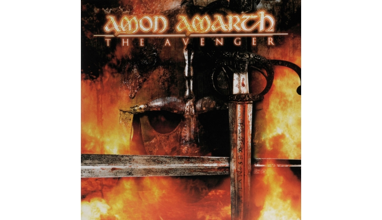Schallplatte Amon Amarth – The Avenger (Back On Black) im Test, Bild 1