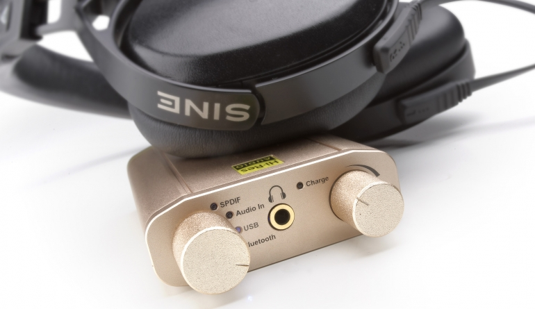 Kopfhörerverstärker Ampio G1 VD-6880 im Test, Bild 1