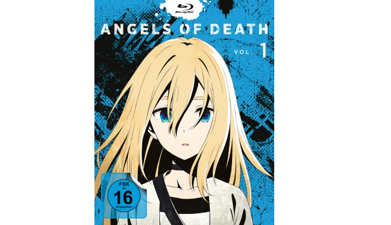DVD Film Angels of Death Vol. 1 (Universum Film) im Test, Bild 1