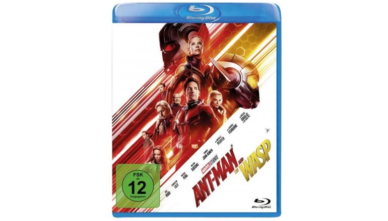 Blu-ray Film Ant-Man and the Wasp (Marvel) im Test, Bild 1
