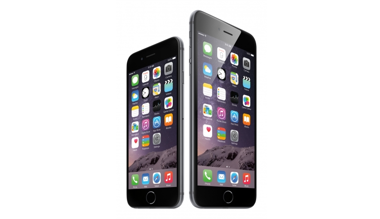Smartphones Apple iPhone 6, Apple iPhone 6 Plus im Test , Bild 1