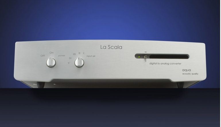 D/A-Wandler Aqua La Scala Optologic im Test, Bild 1