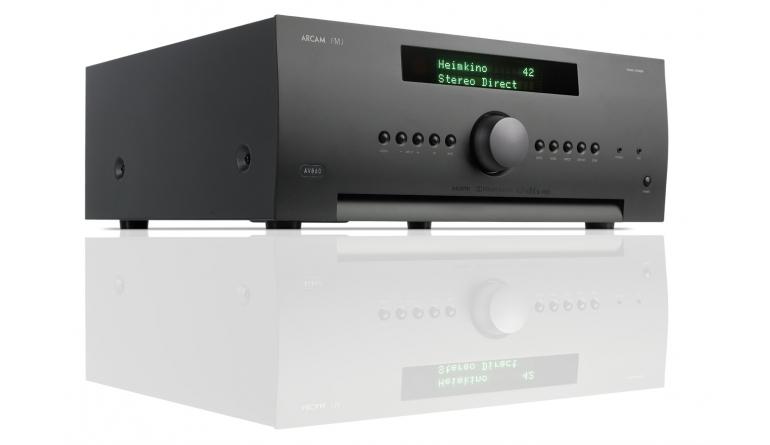 AV-Kombinationen Arcam AV860 im Test, Bild 1