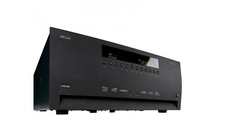 AV-Receiver Arcam AVR500 im Test, Bild 1
