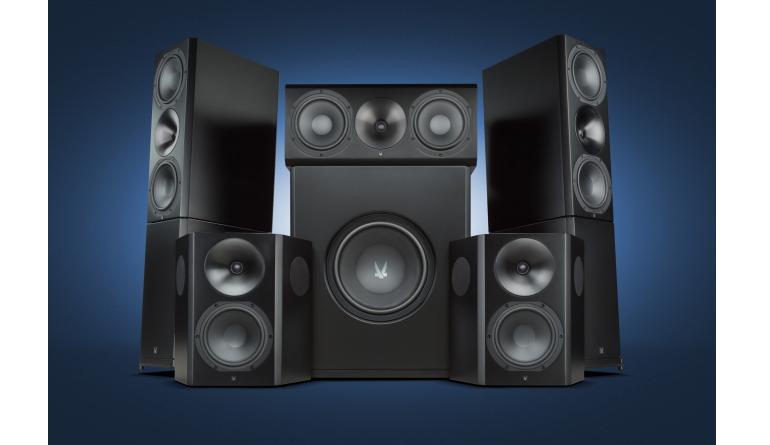 Lautsprecher Surround Arendal 1723-Set im Test, Bild 1