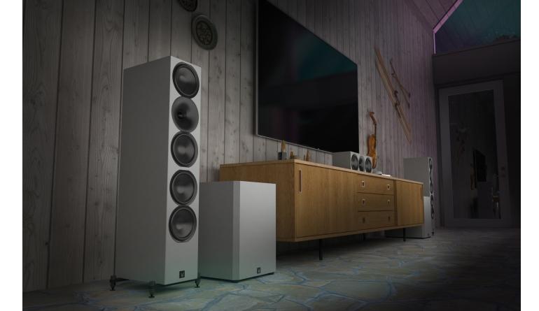 Lautsprecher Surround Arendal 1961 5.1.2-Set im Test, Bild 1