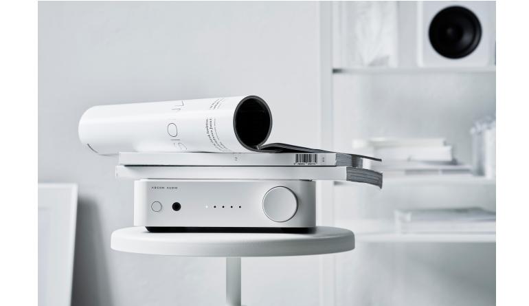 Vollverstärker Argon Audio SA1 im Test, Bild 1