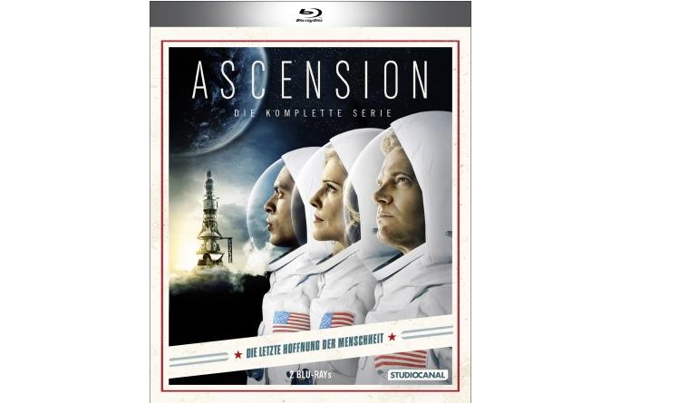 Blu-ray Film Ascension – Die komplette Serie (Studiocanal) im Test, Bild 1