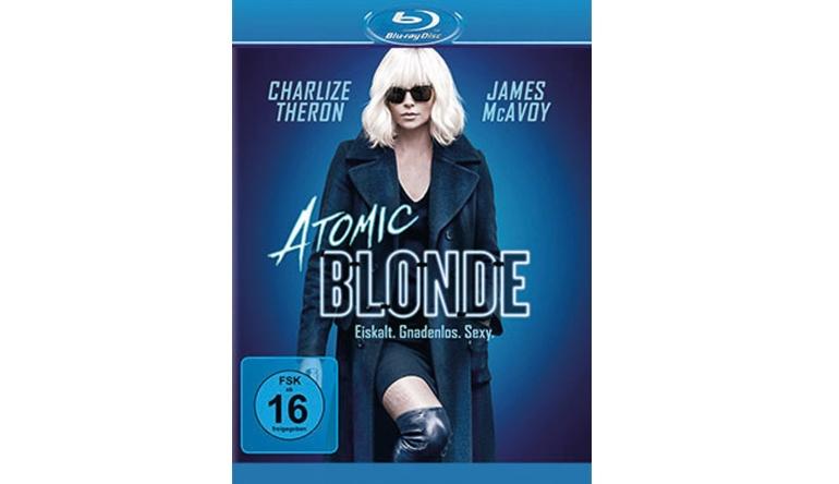 Blu-ray Film Atomic Blonde (Universal) im Test, Bild 1