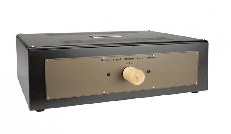 Phono Vorstufen Audio Consulting Silver Rock Phono im Test, Bild 1