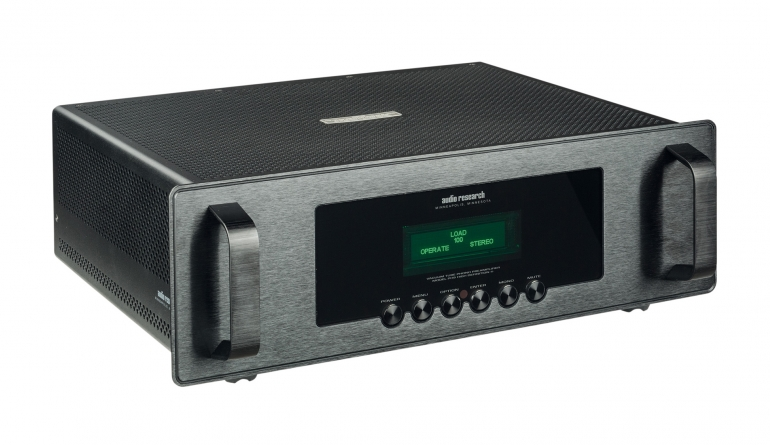 Phono Vorstufen Audio Research PH9 im Test, Bild 1
