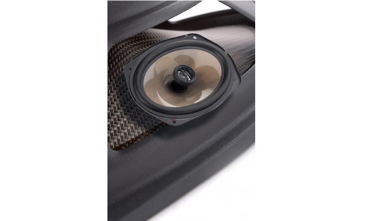 In-Car-Lautsprecher 16cm Audio System Carbon 609 CO im Test, Bild 1
