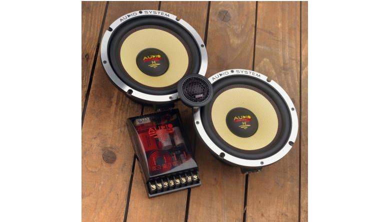 Car-HiFi-Lautsprecher 16cm Audio System H 165 Evo2-4 im Test, Bild 1