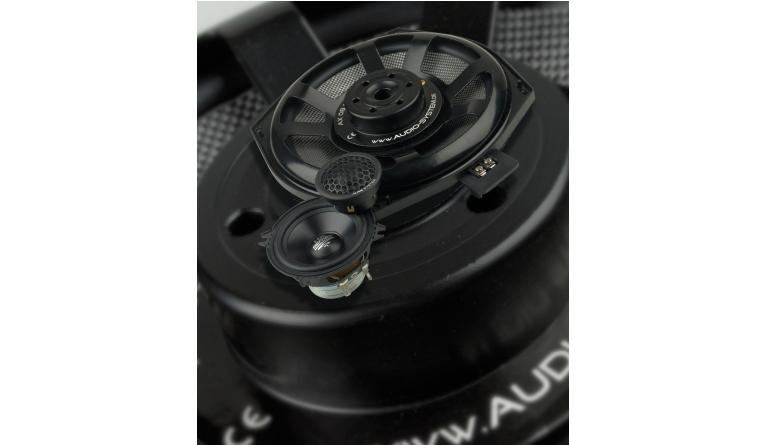 Car-HiFi Lautsprecher fahrzeugspezifisch Audio System HX200 BMW Dust Evo im Test, Bild 1
