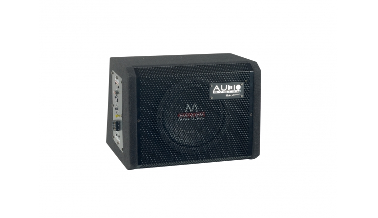 Car-Hifi Subwoofer Aktiv Audio System M 08 Active im Test, Bild 1