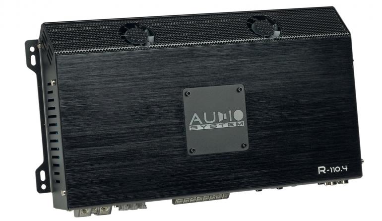 test car hifi endstufe 4 kanal audio system r 110 4. Black Bedroom Furniture Sets. Home Design Ideas