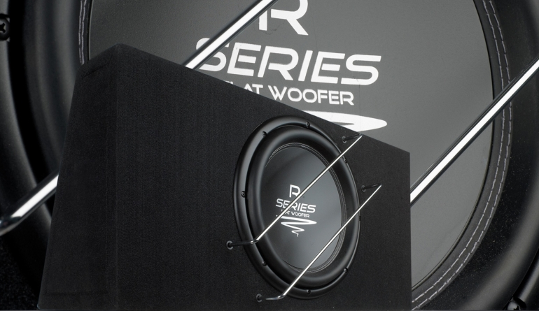Car-Hifi Subwoofer Chassis Audio System R 12 Flat im Test, Bild 1