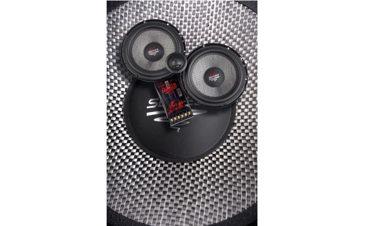 Car-HiFi Lautsprecher Audio System R 165-4 Evo im Test, Bild 1