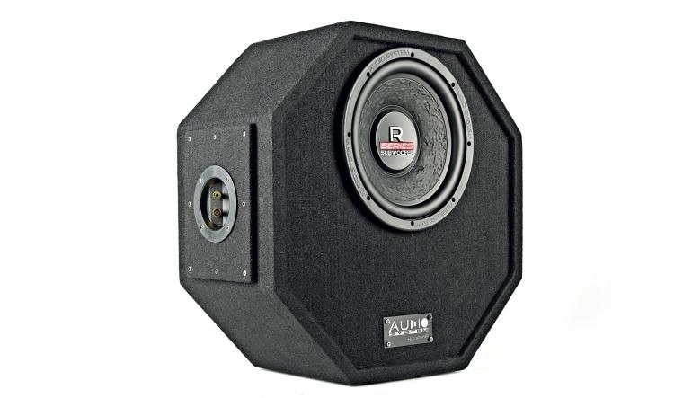 Car-Hifi Subwoofer Gehäuse Audio System Subframe R 10 im Test, Bild 1