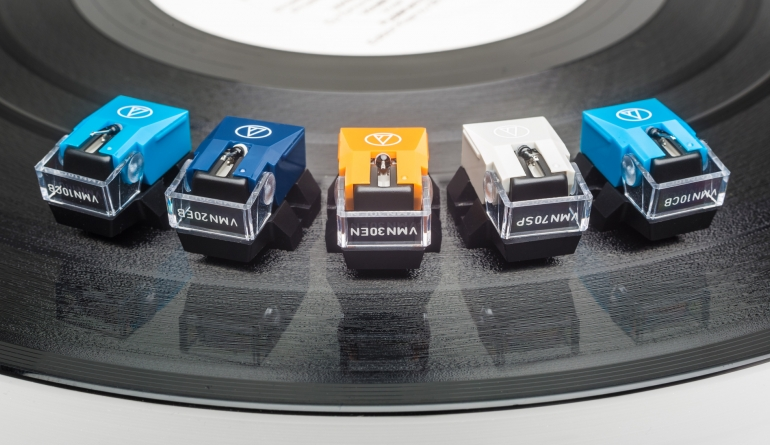 Tonabnehmer Audio-Technica VM-Serie im Test, Bild 1