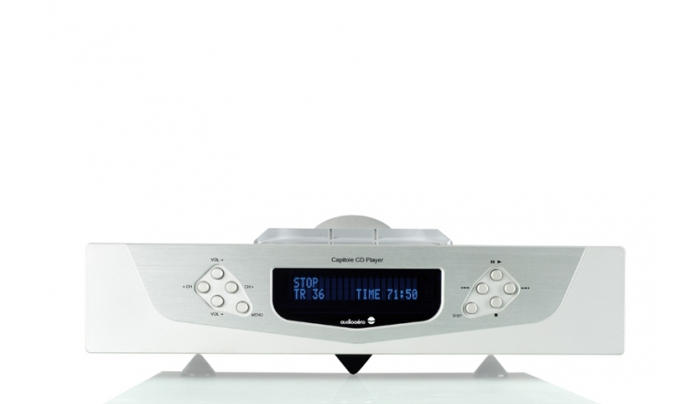 CD-Player Audioaéro Capitole Reference im Test, Bild 1