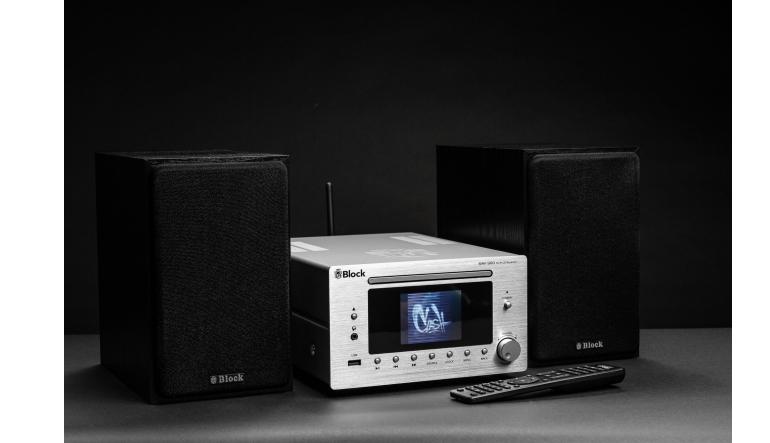 Minianlagen Audioblock MHF-900 im Test, Bild 1