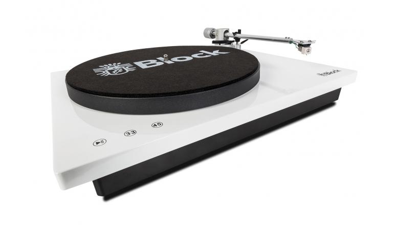 Plattenspieler Audioblock PS-10 im Test, Bild 1