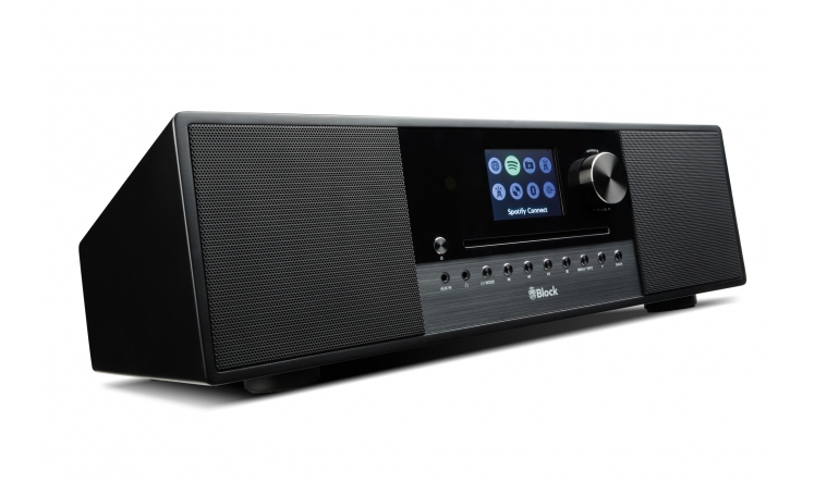 Wireless Music System Audioblock SR-100 im Test, Bild 1