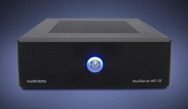 Musikserver Audiodata Musikserver MS I Second Edition im Test, Bild 1