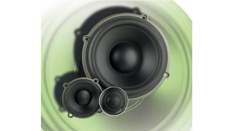 Car-HiFi-Lautsprecher 16cm Audiofrog GB60/GB25/GB10 im Test, Bild 1