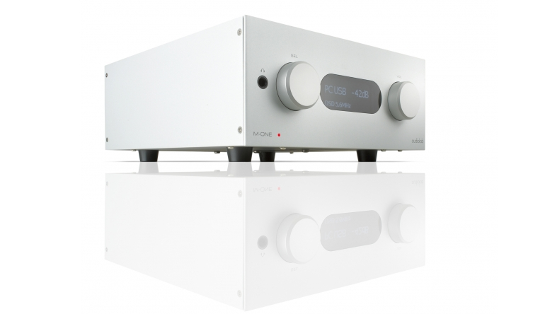 Vollverstärker Audiolab M-One im Test, Bild 1