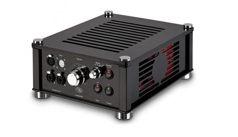 Kopfhörerverstärker AudioValve Luminare im Test, Bild 1