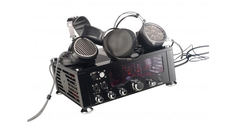 Kopfhörerverstärker AudioValve Solaris DAC im Test, Bild 1