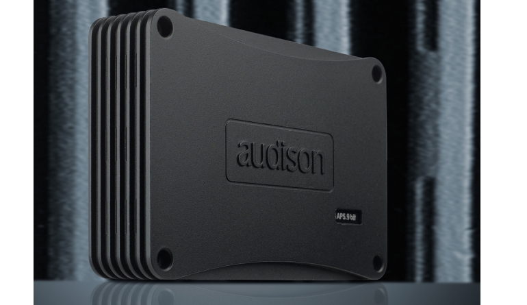Car HiFi Endstufe Multikanal Audison AP5.9 bit im Test, Bild 1