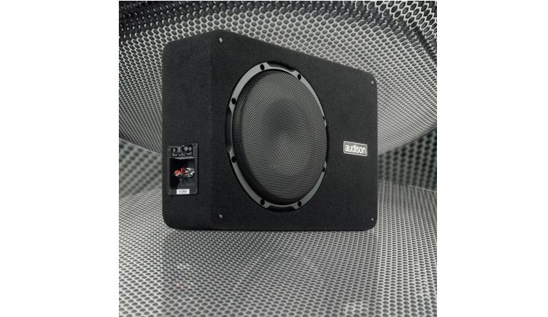 test car hifi subwoofer geh use audison apbx 10 ds. Black Bedroom Furniture Sets. Home Design Ideas