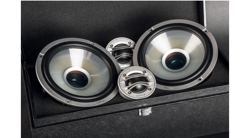Car-HiFi-Lautsprecher 16cm Audison TH K2 II A Coro im Test, Bild 1