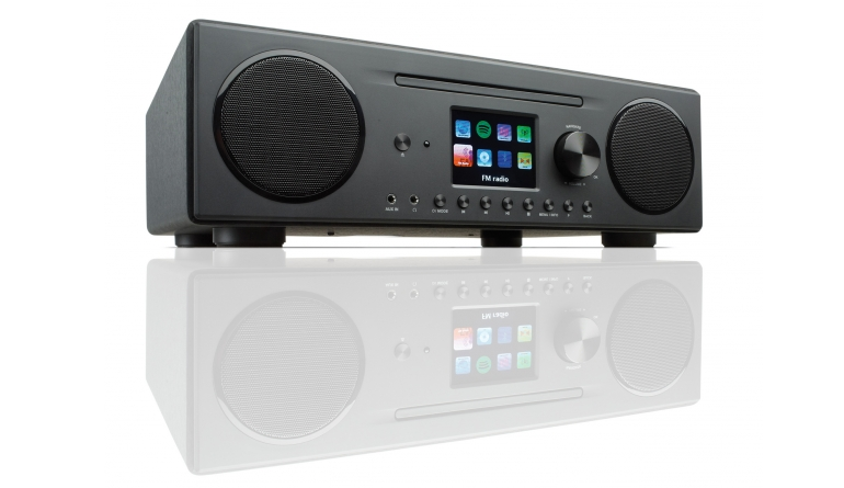 test dab radio auna connect cd sehr gut. Black Bedroom Furniture Sets. Home Design Ideas