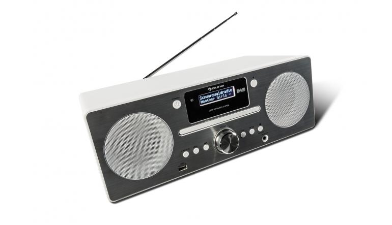 DAB+ Radio Auna Harvard 10031950 im Test, Bild 1
