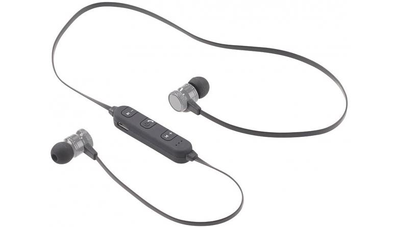 Kopfhörer InEar Auvisio SH-30 im Test, Bild 1