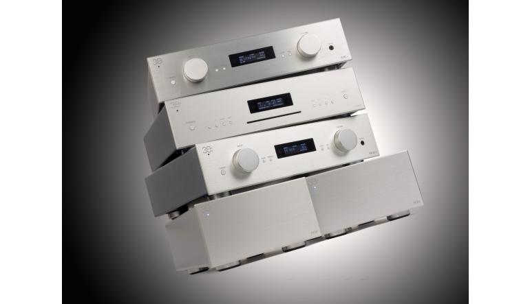 CD-Player AVM AVM30 CD 30.3, AVM AVM30 A 30.3, AVM AVM30 PA 30.3, AVM AVM30 MA 30.3 im Test , Bild 1