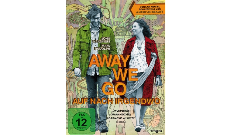DVD Film Away We Go (Universal) im Test, Bild 1