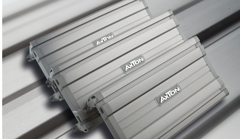 Car-HiFi Endstufe Mono Axton A1300, Axton A295, Axton A480 im Test , Bild 1