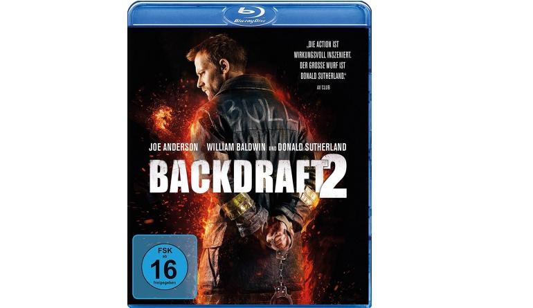 Blu-ray Film Backdraft 2 (Koch Media GmbH) im Test, Bild 1