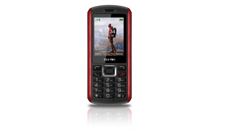 Smartphones Bea-fon AL560 im Test, Bild 1