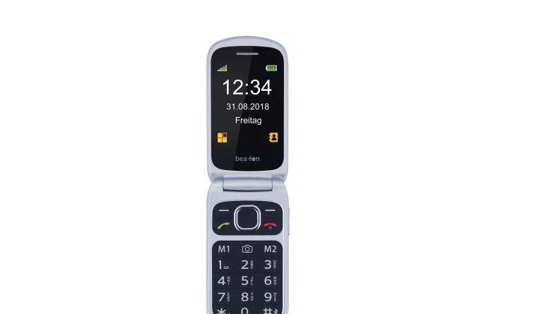 Mobile sonstiges Bea-fon SL640 im Test, Bild 1